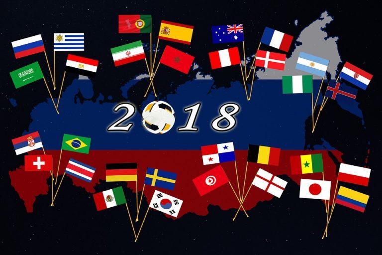 La cerimonia di apertura dei mondiali nella storia