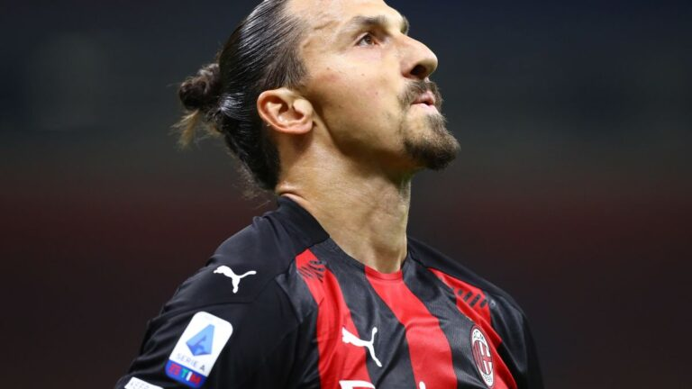 Zlatan Ibrahimovic coronavirus: stop alla stagione?